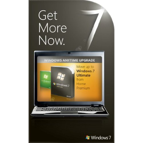 Windows 7 Professional to Ultimate Anytime Upgrade Key