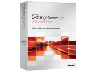 Microsoft Exchange Server 2007 with Service Pack 3 Key