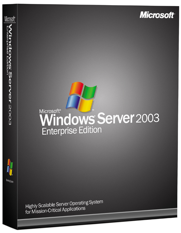 Windows 2003 Enterprise R2 SP2 Key