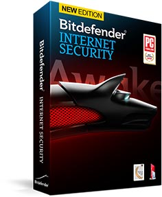 Bitdefender internet security (1 year 3 pcs) Key