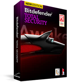 Bitdefender total securtiy (3years 3pcs) Key