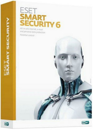 eset nod32 smart security (1year 1user) Key