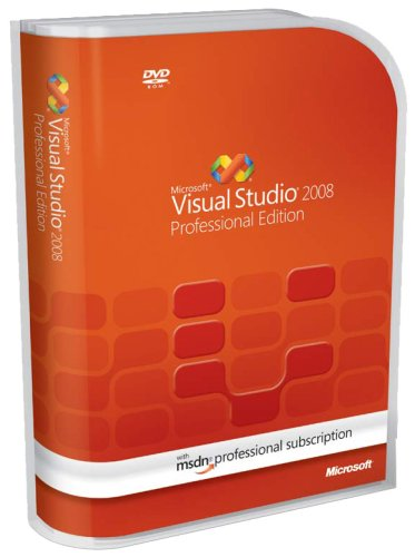 Visual Studio 2008 Professional Key